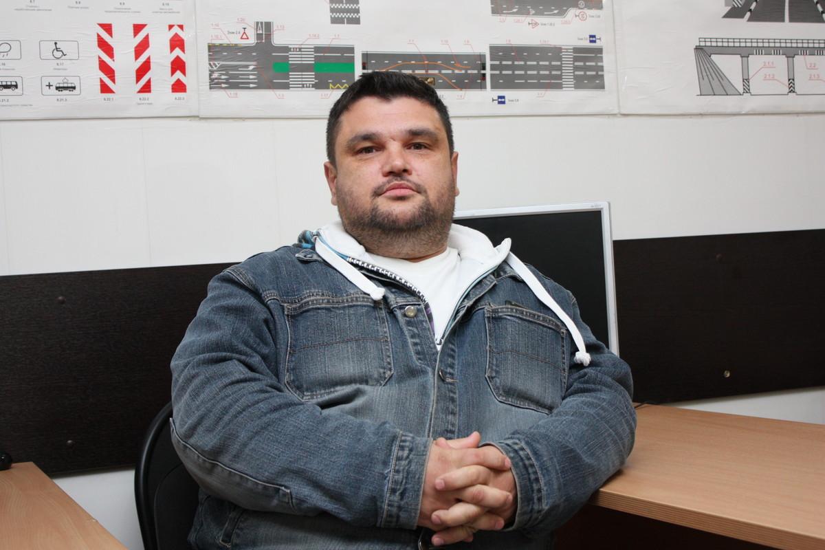 автоинструктор Габбасов Марат Фанузович