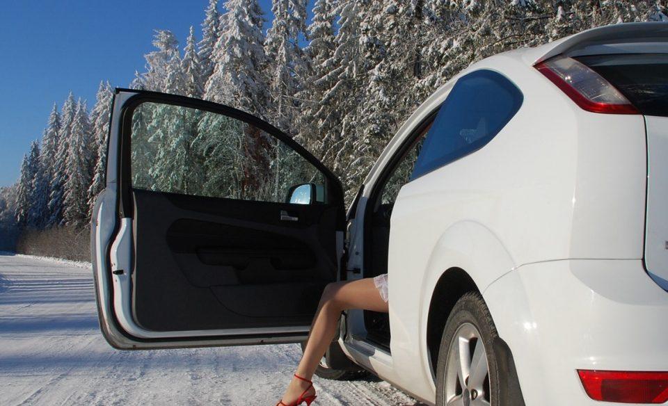 Управление транспортным средством в зимнее время года