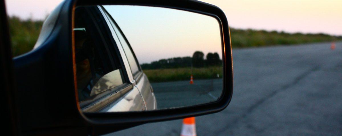 Как двигаться назад на автомобиле