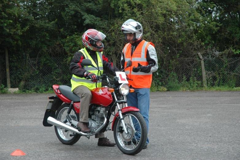 Как сдавать на права на мотоцикл